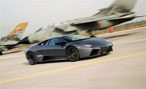 Lamborghini Reventon Vs Fighter Jet News  Top Speed
