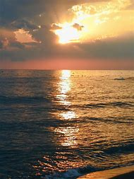 Beach Sunset Pictures Free
