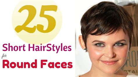 top  short hairstyles   faces  youtube