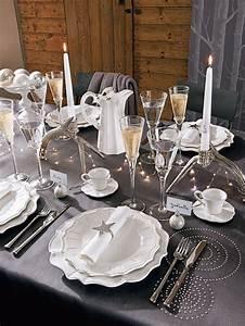 Dco Table Nouvel An 8 Dcorations De Table De Fte Vues