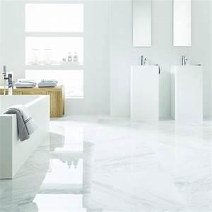carrelage a effet marbre de carrare porcelanosa With porcelanosa carrelage sol