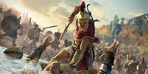 Assassin's Creed Odyssey Launch Trailer Forges You Into A ...