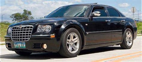 Top Gear Chrysler 300 by 2008 Chrysler 300c Hemi V8 Review