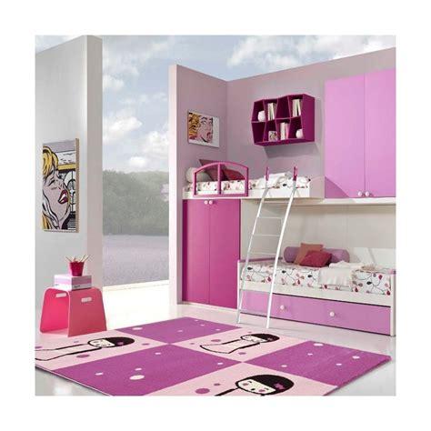 biblioth鑷ue chambre enfant tapis chambre fille violet fabulous tapis chambre bebe