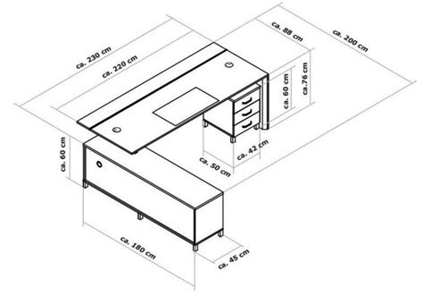 Office Desk Size by Pin On Oficinas