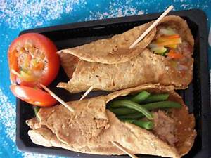 Recette Avec Tortillas Wraps : recette de wraps ou tortillas au bl complet sans oeuf ~ Melissatoandfro.com Idées de Décoration