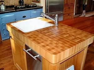 Butcher Block Countertops - Home Decorating Ideas