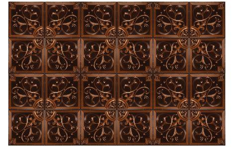 ct 204 ceiling tile antique copper