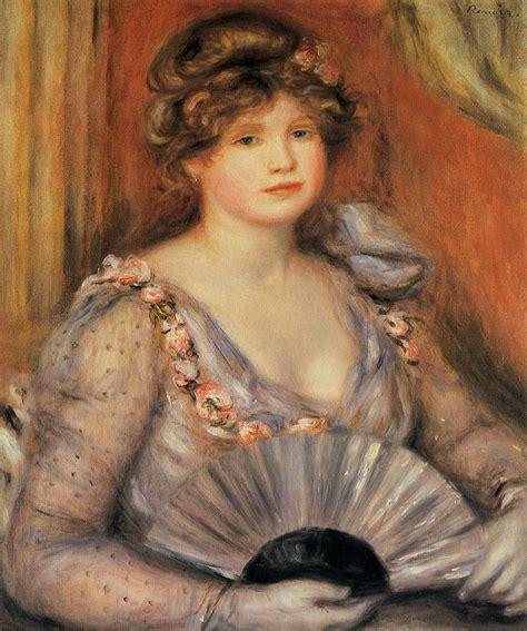 Art And Artists Pierre Auguste Renoir Part 20