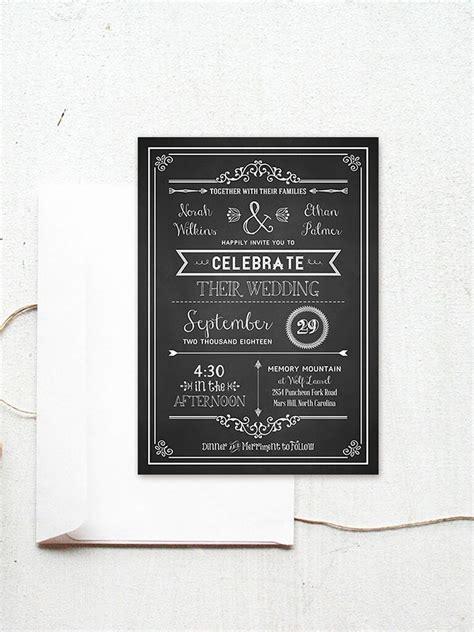 Free Wedding Invitation Templates You'll Love