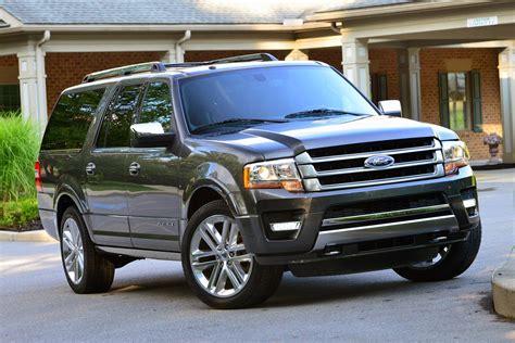 Large Car by 2015 Ford Expedition Gets 3 5l Ecoboost V6 Platinum Model