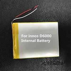 New Original D6000 Internal Battery 3000mah For Innos