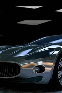 壁纸 玛莎拉蒂GT跑车前视图 3840x2160 UHD 4K 高清壁纸, 图片, 照片