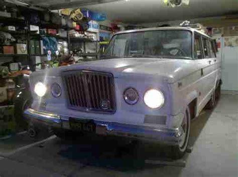 jeep kaiser wagoneer purchase used 1964 1965 jeep wagoneer kaiser willys fsj