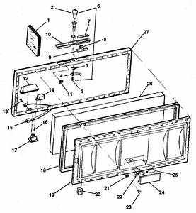 Kenmore Chest Freezer Parts