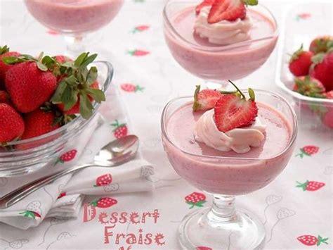meilleures recettes dessert fraise 28 images les 25 meilleures id 233 es de la cat 233 gorie