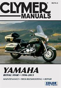 Yamaha Royal Star Motorcycle  1996