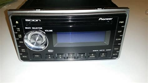 pioneer premiums unit aux ipod button not working scionlife