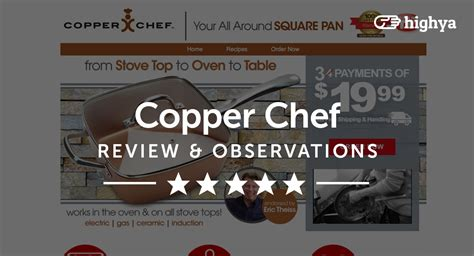 copper chef reviews    stick pan