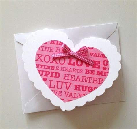 Kay berry goodbyes are not forever heart shaped memorial stone. Heart-shaped Valentine Card | ThriftyFun