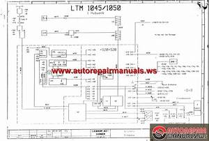 Liebherr Mobile Crane Ltm 1050 Diagrams Electrical