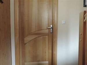 cuisine portes intacrieures menuiseries habitat porte With porte de garage et porte bois massif prix