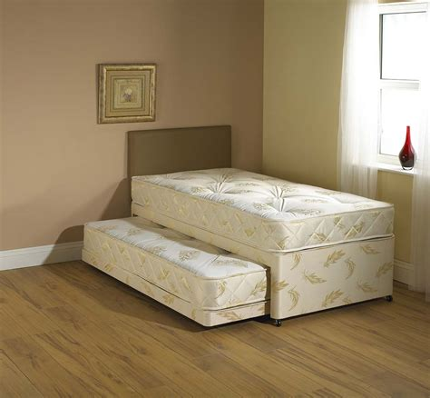bed with mattress starlight beds divan bed