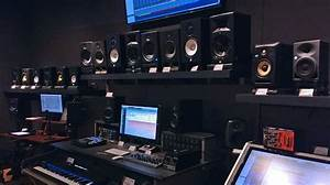 Studio and Recording Room at the Sweetwater Music Store ...