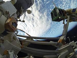 Russian Spacewalk  Eva