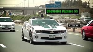 Dubai Police with Lambo, Ferrari, Camaro: fastest cop cars ...