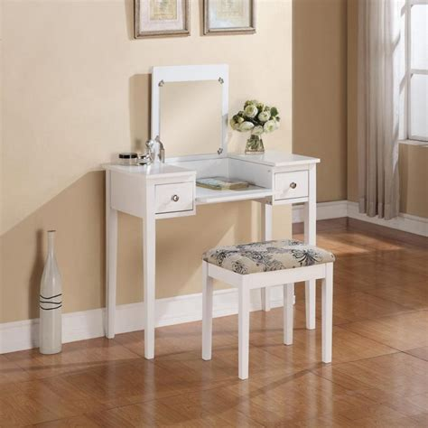 white dresser set bedroom makeup vanity table set with mirror makeup dresser 13841