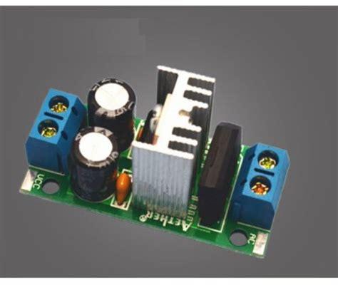 Pcs Step Down Voltage Regulator Power
