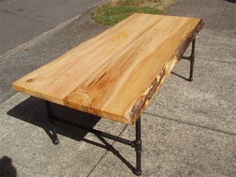 driftedge woodworking  edge cedar coffee table