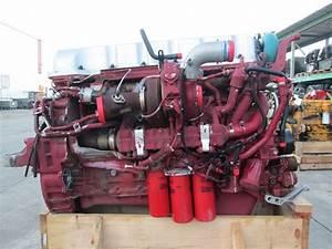 2014 Mack Mp7 Engine 552346