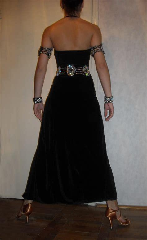 black latin dance dress  sale dreamgown