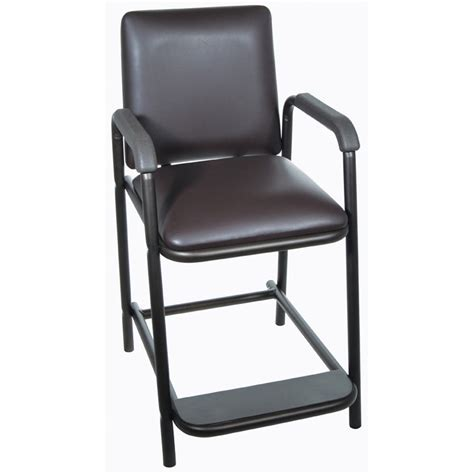 steel frame hip chair