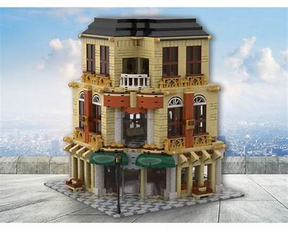 Moc Modular Building Luxury Mocs Rebrickable Build