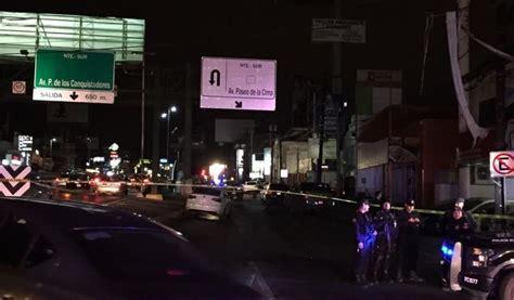 Asesinan a agente del MP afuera de bar en Monterrey