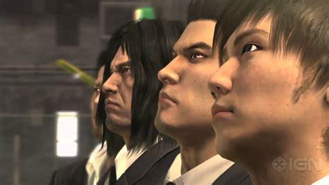 yakuza   story trailer youtube