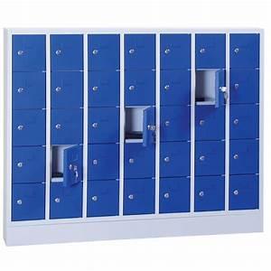 Armoire Qui Ferme A Clé : armoire casier effet personnel casiers consignes ~ Edinachiropracticcenter.com Idées de Décoration