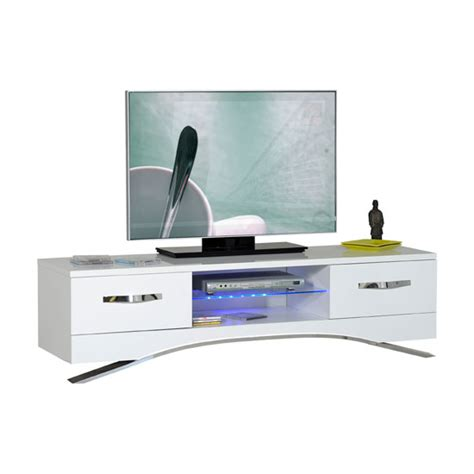 tv stand cabinet with led lights high gloss floating wall smooth high gloss white lcd tv stand with led light 22487