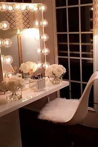 best 25 makeup tables ideas on pinterest makeup desk With lighting ideas for your private and convenient room