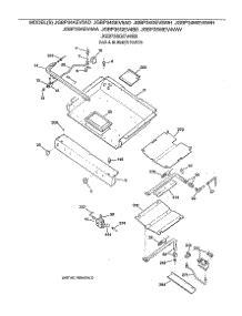 parts  ge jgbpwevww range appliancepartsproscom