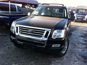 2010 Ford Explorer Specs  Engine Size 4 0  Fuel Type