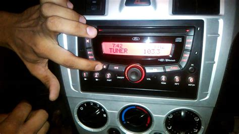 Can I Add A Usb To My Car Stereo by How To Delete Bluetooth User In Ford System In Ford