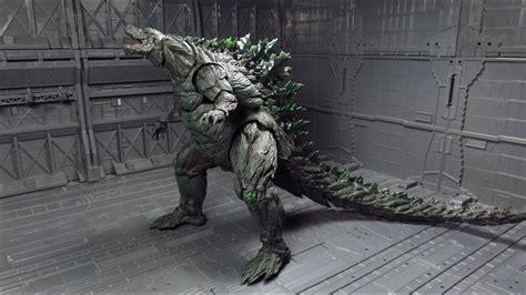 Godzilla 2017 Figure Review