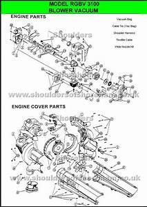 Stihl Bg75 Parts Diagram