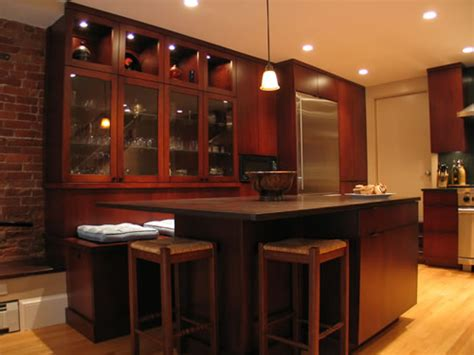 Contemporary Style Kitchen  Vermont Custom Cabinetry