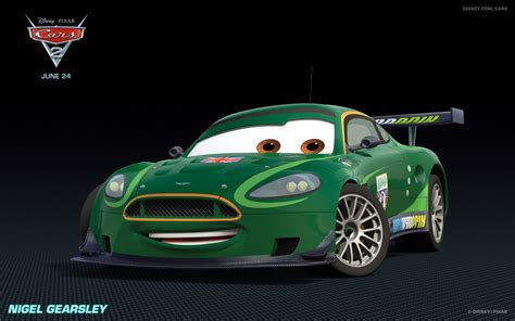 Cartoons Cars 2 Characters