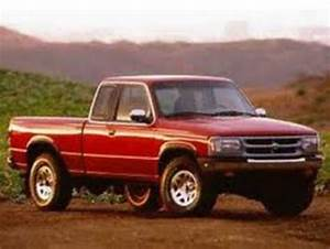 1994 Mazda B2300 Pickup Truck Service Repair Manual 94